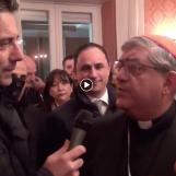 """VIDEO/ Il Cardinale Sepe a Lapio per ricordare Caprio: """"E' stato un esempio per tutti"""""""