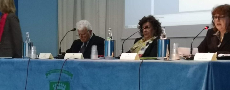 """Le lezione dell'ex Procuratore antimafia Caselli agli alunni del Convitto: """"Imparate a pensare"""""""