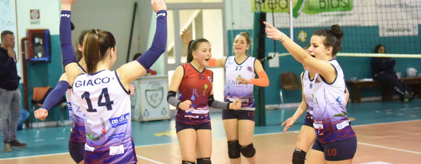 Green Volley, tie-break amaro: vince il Marano 3 a 1. Esordio vincente per l'under 13