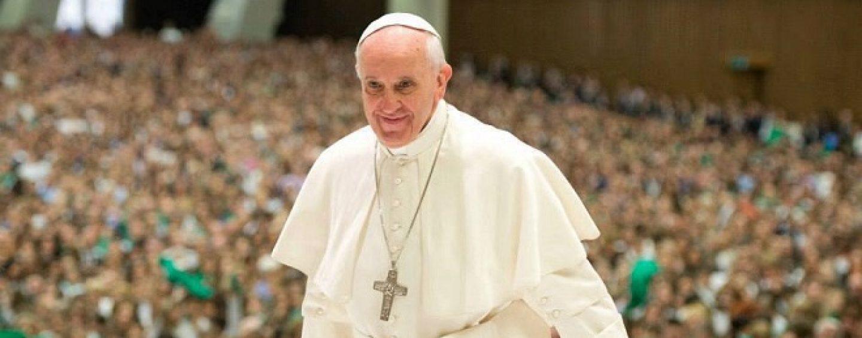 Papa Francesco incontra gli imprenditori, 100 provenienti dall'Irpinia