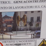 """VIDEO/ Entro aprile """"Le Ali dell'Anima"""": Piazza Libertà pronta a spiccare il volo"""