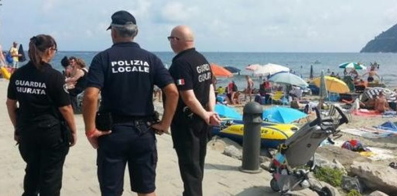 Spiagge Sicure, in arrivo fondi per la lotta agli ambulanti sulle coste campane