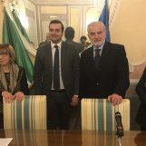 VIDEO/ 80 anni dei Vigili del Fuoco, Avellino capitale nazionale dei festeggiamenti. Aspettando Conte e Salvini