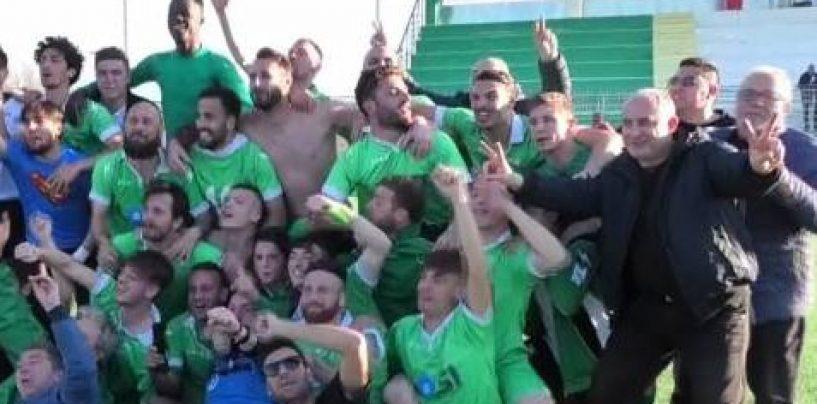 San Tommaso Calcio, arriva la riconferma per il numero 1 della promozione in D