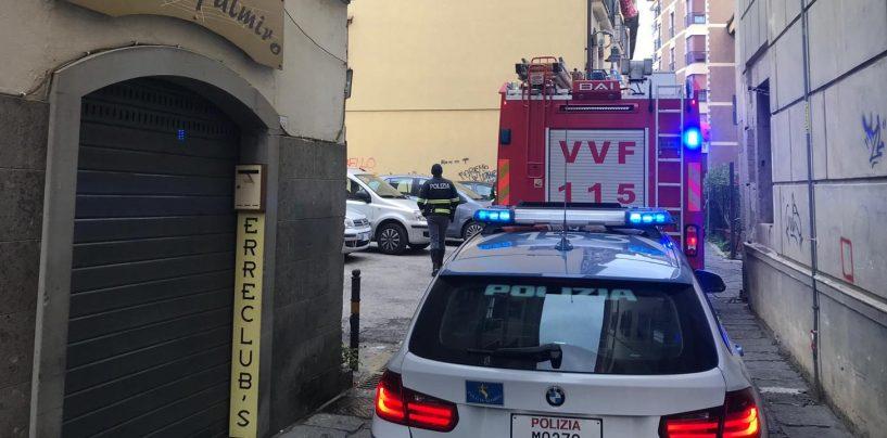Esplosione dietro Piazza Libertà: incendio doloso, esclusa la pista criminalità organizzata