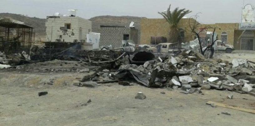 Yemen, ospedale colpito da un missile: sette morti, quattro sono bambini