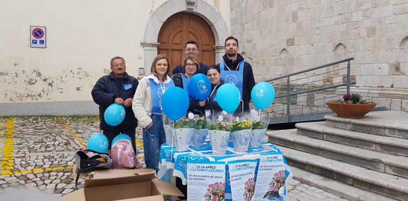 Telefono Azzurro, in campo anche la Pro Loco di Sant'Angelo dei Lombardi: grande successo