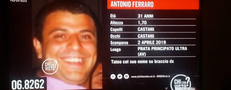 Scomparso da ieri da Prata Principato Ultra, si cerca il giovane Antonio