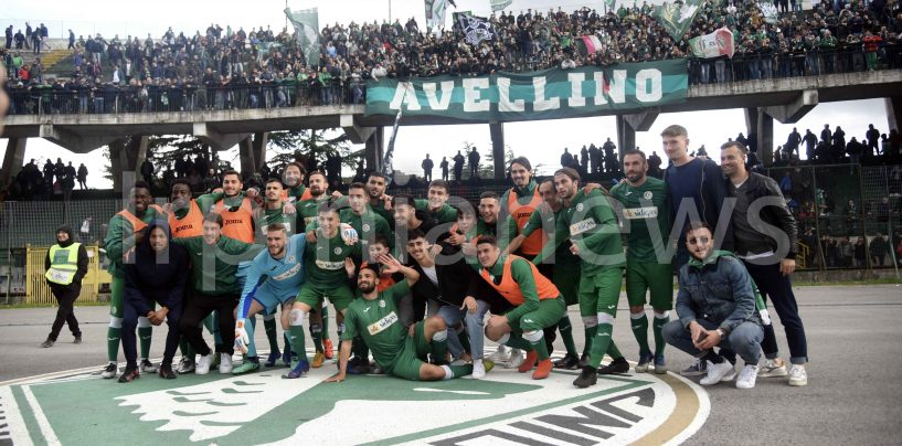 Avellino-Torres, la fotogallery del successo biancoverde