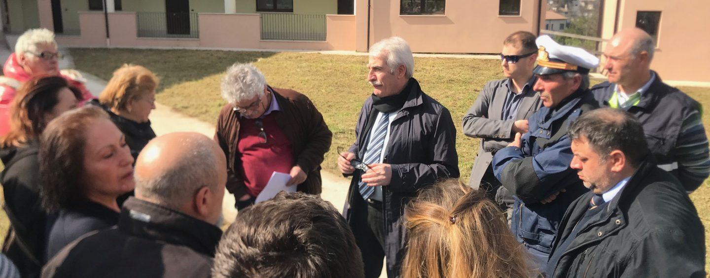 """A Montella assegnati i primi alloggi popolari nel rione Fondana. Capone: """"Un dovere che arriva in ritardo"""""""