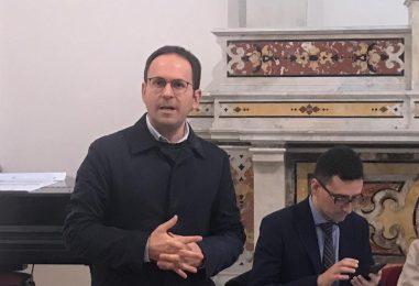 """Cipriano definisce il campo: """"Liste rinnovate almeno al 50%, dialogo con chi è coerente col nostro progetto"""""""