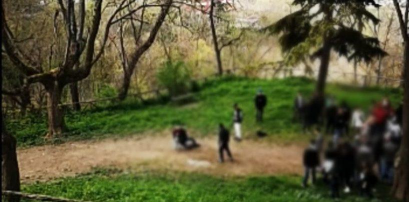 """Lite tra adolescenti, il """"boschetto"""" di Ariano Irpino come un ring"""
