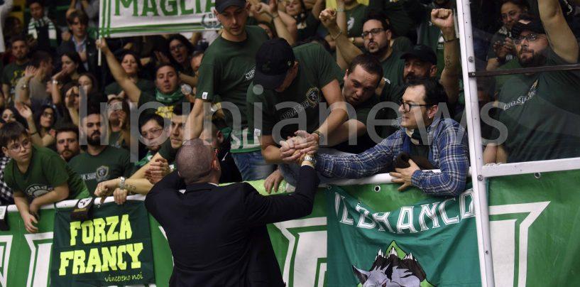 """Sidigas verso i Playoff, la grinta di Maffezzoli: """"Diamo un nuovo senso alla stagione"""""""