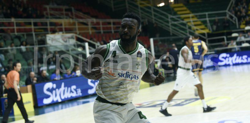 La Sidigas dà battaglia, ma deve arrendersi all'Olimpia Milano