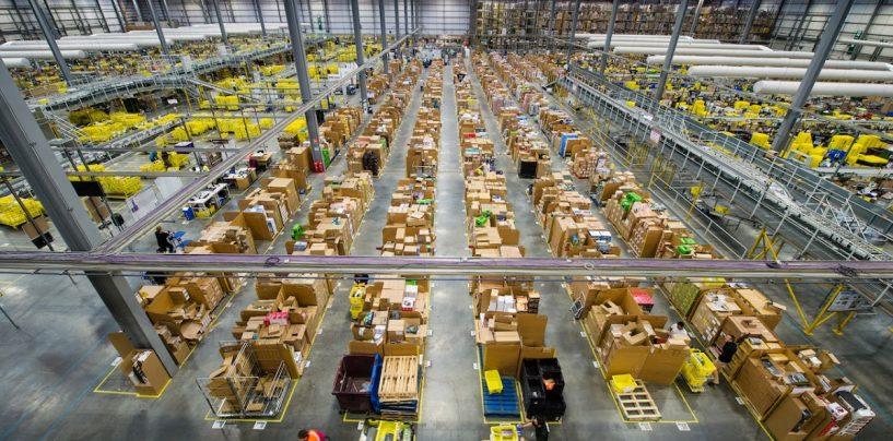 """Amazon sbarca in Campania con 180 nuovi posti di lavoro. Di Maio: """"Primo investimento al Sud"""""""