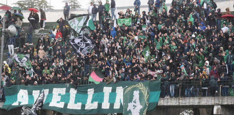 Latina-Avellino: altri cento biglietti per il settore ospiti