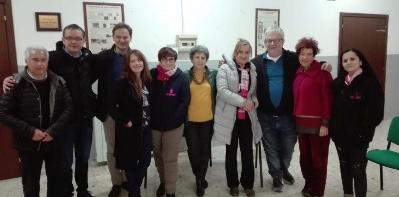 La prevenzione rosa, successo a Visciano per l'iniziativa di Amdos Mercogliano