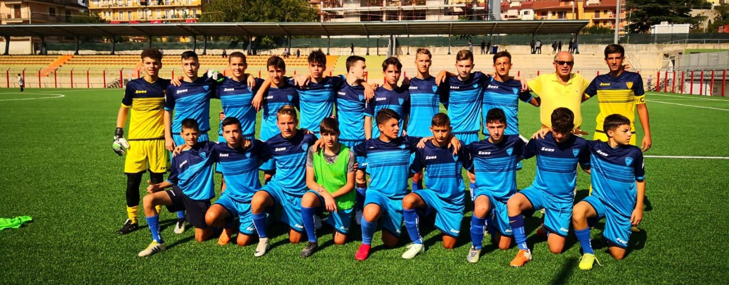 Giovanili, la Calcio Ok ai play off regionali Under 15