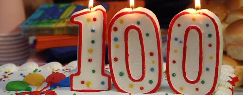"""Cento candeline per nonno Antonio. Gli auguri del sindaco Gambacorta: """"Esempio per la comunità"""""""