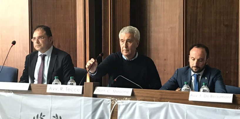 """Forza Italia, Cosimo Sibilia a Lonardo: """"La storia ci dirà chi ha ragione o meno"""""""