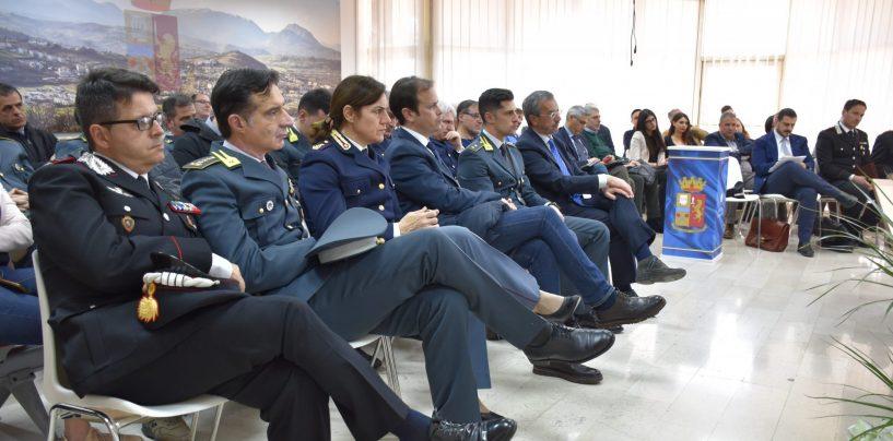 Spazzacorrotti, il procuratore Policastro presiede incontro informativo tra Forze dell'Ordine