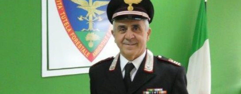 Avellino, in pensione il Luogotenente Gennarelli: l'abbraccio di famiglia e amici