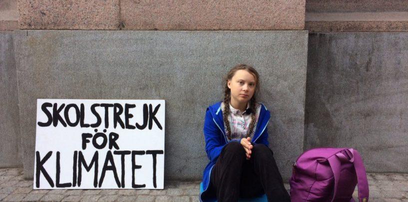 """Gli studenti del capoluogo rispondono alla """"chiamata"""" di Greta: ecco """"Students for future Avellino"""""""