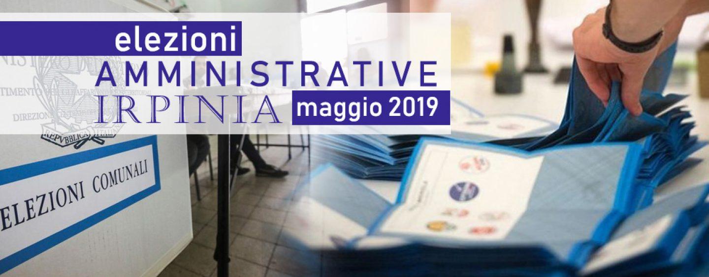 Amministrative Irpinia: 46 comuni al voto, ecco tutti gli aspiranti sindaci