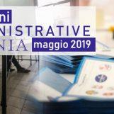 Amministrative Irpinia 2019: lo scrutinio in tempo reale e i primi verdetti