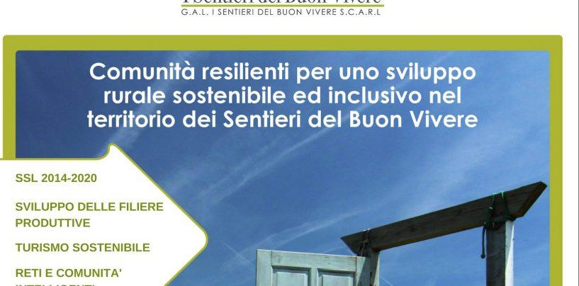 Sviluppo rurale, turismo e agricoltura: a Lioni i bandi per i Sentieri del Buon Vivere