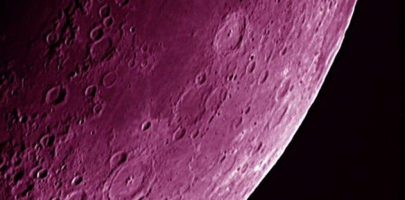 Tutti con il naso all'insù: luna rosa fino a Pasquetta