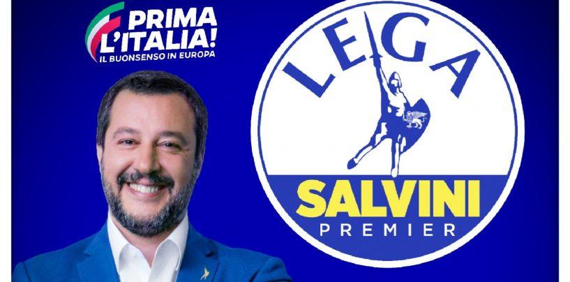 Lega, Matteo Salvini arriva ad Avellino per lanciare la volata alla D'Agostino