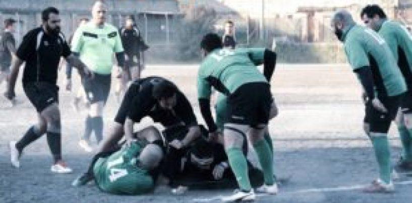 Rugby, i Lupi sconfitti dagli avversari di Battipaglia