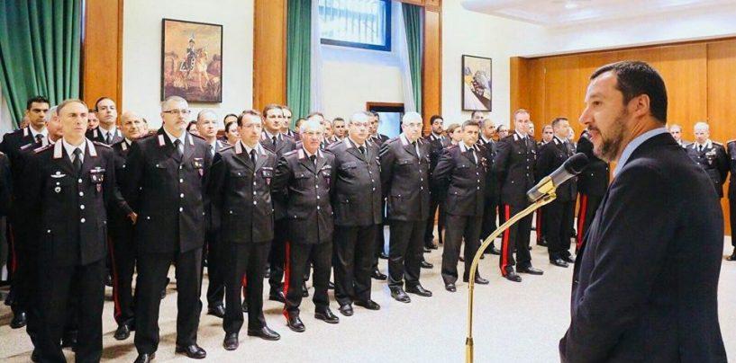 """Carabiniere ucciso in una sparatoria a Foggia, Salvini: """"Assassino non esca più di galera"""""""