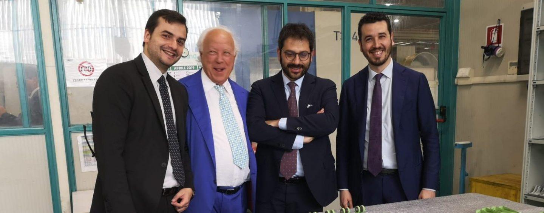 """Sibilia e Tofalo visitano l'Omi di Lacedonia e Vallata: """"Motivo d'orgoglio irpino e nazionale"""""""