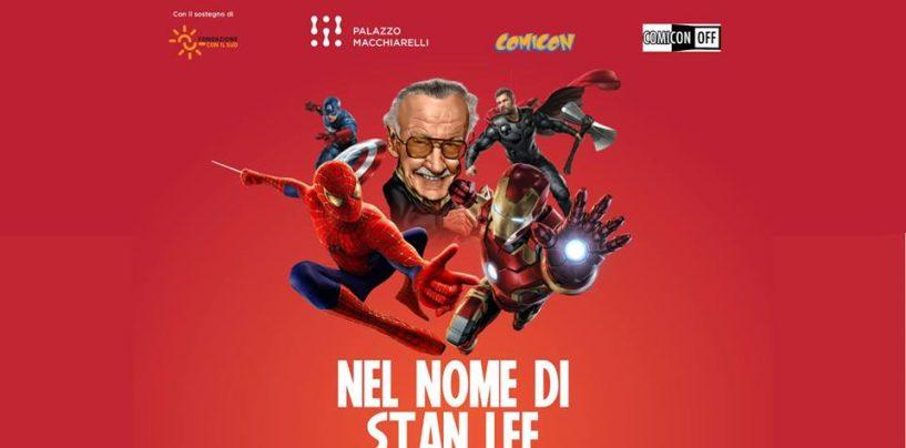 """""""Nel nome di Stan Lee"""", il 4 aprile nel Palazzo Macchiarelli di Montoro una giornata Marvel"""