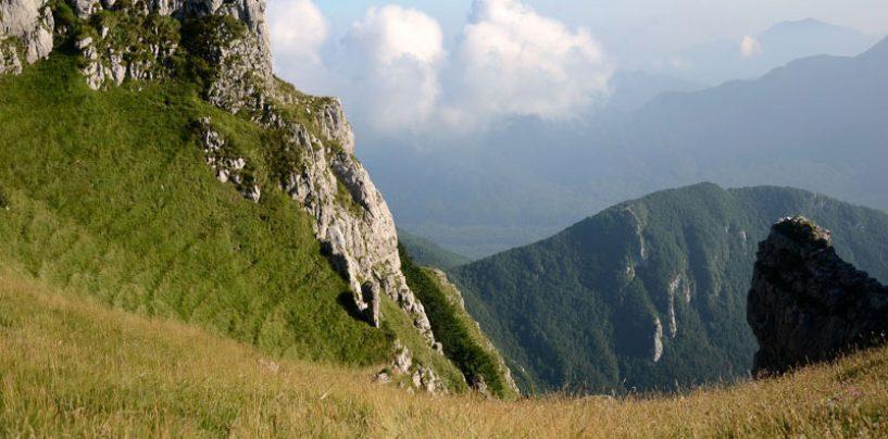 Il Cammina Italia nel cuore dei monti Picentini, tappa anche tra i boschi di Serino