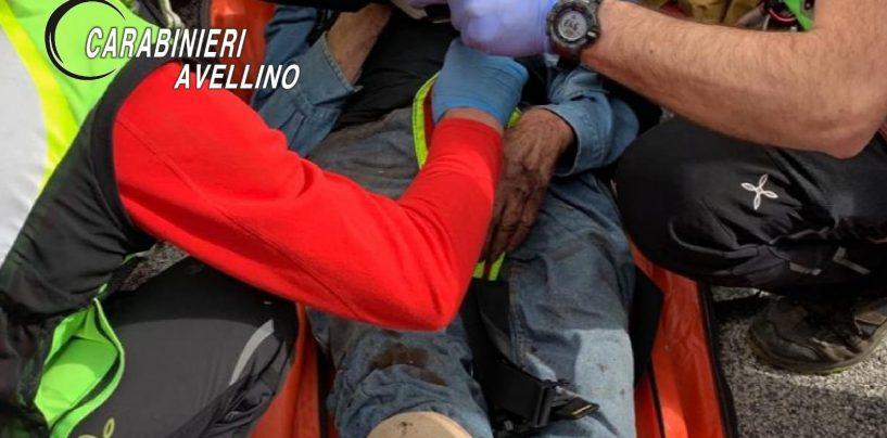 Era scomparso da giorni: ritrovato l'anziano di Altavilla Irpina