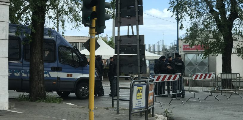 Latina-Avellino, tutto liscio: il servizio d'ordine ha funzionato