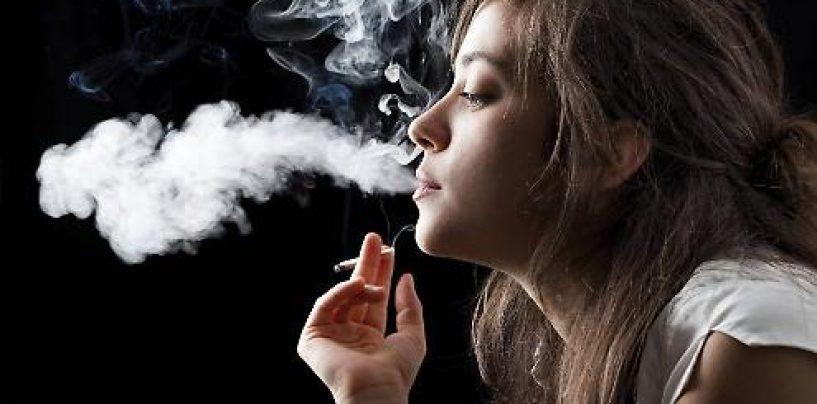 Giornata mondiale senza tabacco: al Sud più donne fumatrici