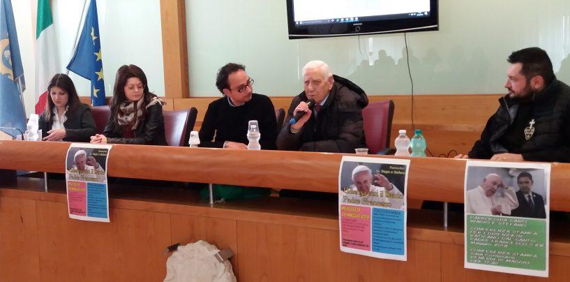Forino in udienza da Papa Francesco, la comunità si prepara