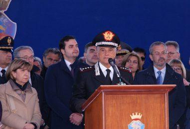 VIDEO-FOTO/ Ad Ariano inaugurata la nuova caserma dei Carabinieri intitolata all'eroe Vicari