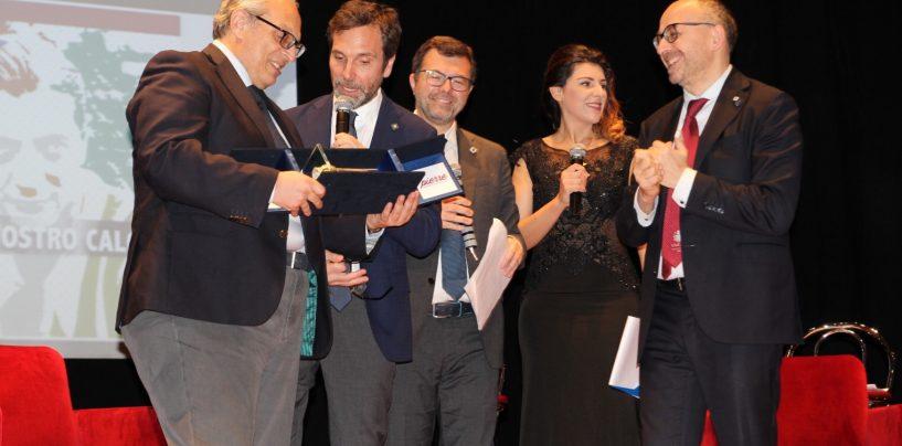 I giornalisti campani Imparato e Pescatore ricevono il Premio Cesarini