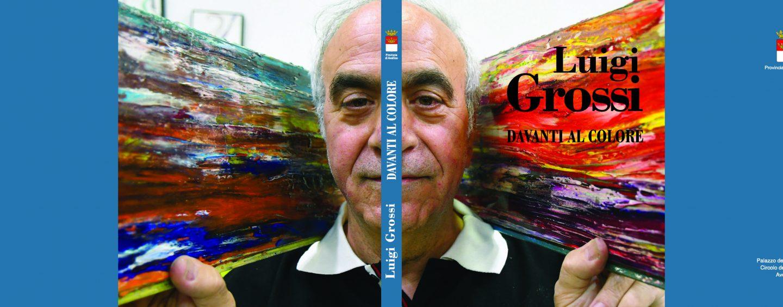 """""""L'opera velata"""", la mostra del maestro Grossi al Circolo della Stampa"""