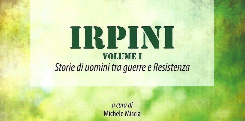 """""""Irpini. Storie di uomini tra guerra e Resistenza"""", a Paternopoli studenti a confronto con l'autore Clericuzio"""