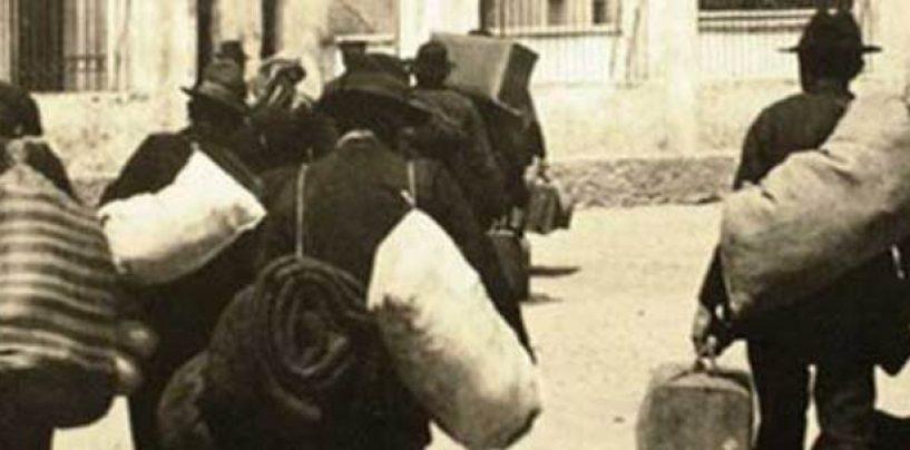 Storie di emigrazione, a Castelfranci immagini e parole dei sanmanghesi partiti dall'Irpinia
