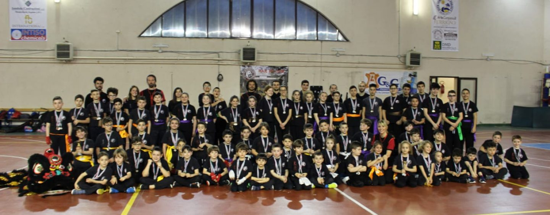 Sport, a Solofra in scena il primo torneo di Kung Fu – Hak Fu Jow