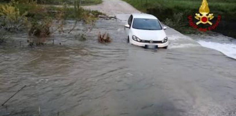 Fiumi in piena e alluvioni da nord a sud: la primavera che non c'è