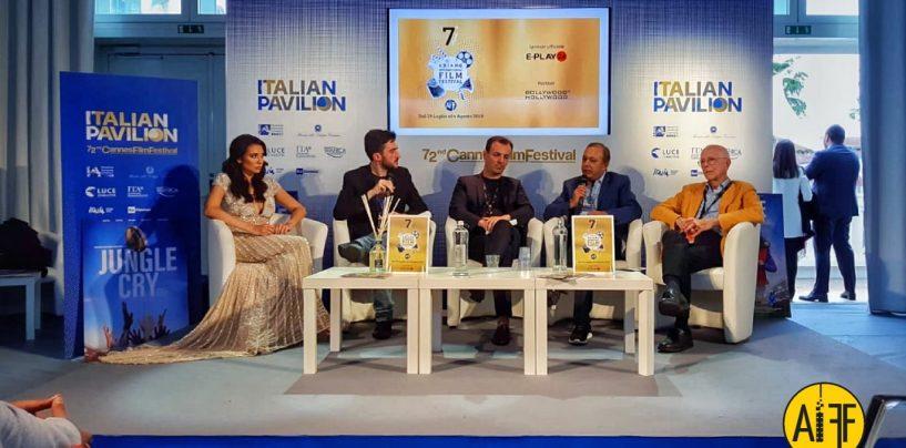 Ariano Film Festival: a Cannes la presentazione della settima edizione