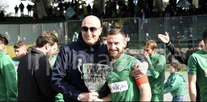Us Avellino, presentata domanda d'iscrizione al campionato di Serie C